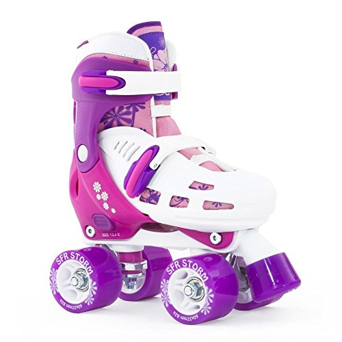 sfr-tormenta-ninos-ajustable-patines-white-pink-uk-3-6-eu-36-39