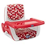 Chicco Rehausseur Mode Scarlet