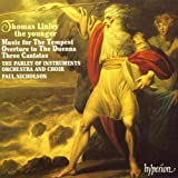 Linley;Music for the Tempest/D