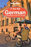 Lonely Planet Lonely Planet Fast Talk German (Phrasebook)