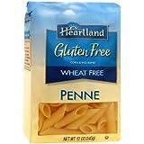 Heartland Gluten Free Penne, 12 Ounce Bags  (Pack of 12)