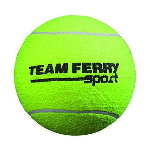 Easykado - Ballon Tennis Diamètre 22 Cm