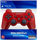 PlayStation 3 Dualshock 3 Wireless Controller (Red)