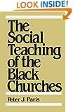The Social Teaching of the Black Churches