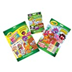 Crayola Moshi Monsters Colouring Bundle
