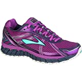 Brooks Adrenaline ASR 12 Trail Running Shoe - Women's Purple Cactus Flower/Bluebird/Blue Print, 5.0