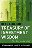img - for Dean LeBaron's Treasury of Investment Wisdom: 30 Great Investing Minds book / textbook / text book