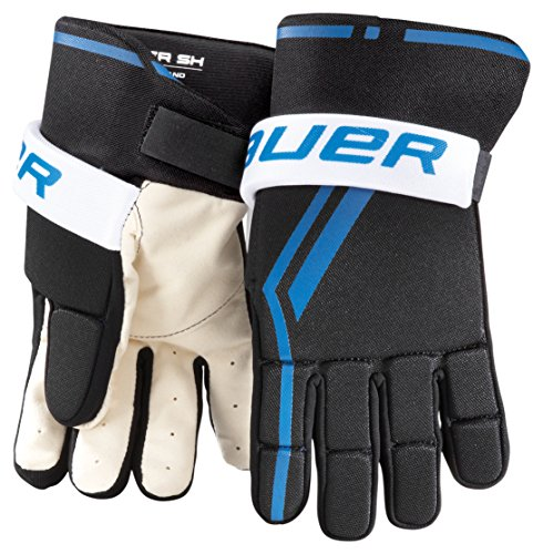 Bauer-Youth-Street-Hockey-Players-Glove-Pair-X-Small-Black