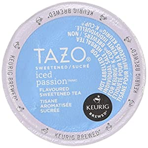 Tazo Sweetened Iced Tea K-Cup for Keurig Brewers from Starbucks