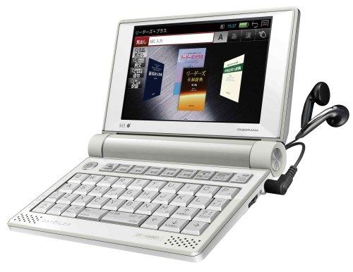 セイコーインスツル 電子辞書 DAYFILER デイファイラー DF-X8001 英語学習者向け 無線LAN搭載モデル