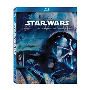 Star Wars: The Original Trilogy (Episodes IV-VI) on Blu-ray