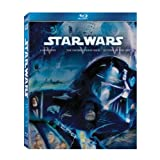 "Star Wars: The Original Trilogy (Episode IV: A New Hope / Episode V: The Empire Strikes Back / Episode VI: Return of the Jedi) [Blu-ray] (Blu-ray) By Mark Hamill          24 used and new from $35.97     Customer Rating:       First tagged ""skywalker"" by HanShotFirst"