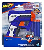 Nerf - A1690E240 - Jeu de Plein Air - Nerf Elite - Triad