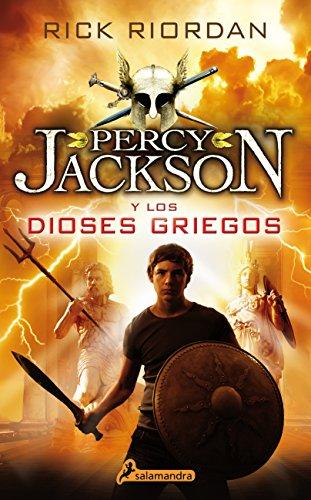 Percy Jackson y los Dioses Griegos (Salamandra Català)