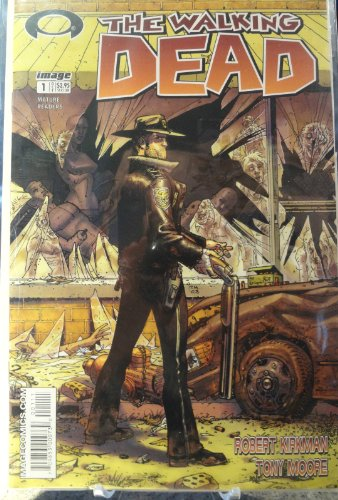 "Walking Dead #1 ""1st Print"""