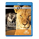 Nature: Elsa's Legacy: The Born Free Story [USA] [Blu-ray]