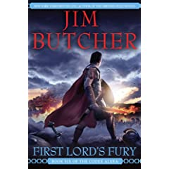 Codex Alera 1-6 by Jim Butcher