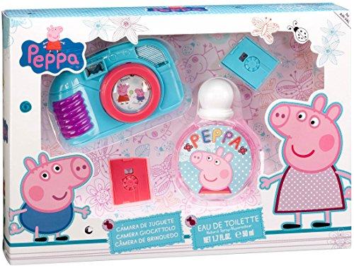 Cartoon-Peppa-Pig-Eau-de-Toilette-Vaporizador-Cmara-de-Juguete-1-Pack