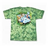 Alice's Tea Party Fantasy Tie Dyed T-Shirt