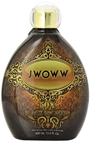Australian Gold Jwoww Ultimate 50X Black Bronzer Tanning Lotion