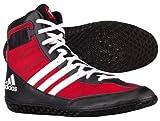 adidas MAT WIZARD.3 WRESTLING SHOES レスリングシューズ (AQ3070) POWRED/CBLACK/FTWWHT [並行輸入品] ランキングお取り寄せ