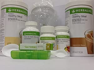 HERBALIFE FULL MONTHLY PROGRAM 4 WEIGHT LOSS