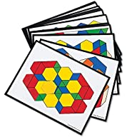 Learning Resources Pattern Block Desi…