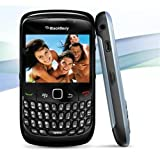 BlackBerry Curve 8520 QWERTY Black