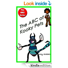 The ABC of Kooky Pets (The ABC Series Book 4)