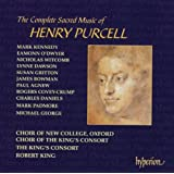 The Complete Sacred Music of Henry Purcellby Bowman
