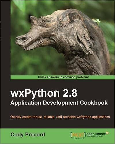 wxPythonの2.8