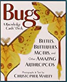img - for Bugs: Beetles, Butterflies, Moths, and Other Amazing Arthropods Knowledge Cards Deck book / textbook / text book