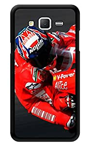 "Humor Gang Motogp Love Printed Designer Mobile Back Cover For ""Samsung Galaxy On5"" (3D, Glossy, Premium Quality Snap On Case)"