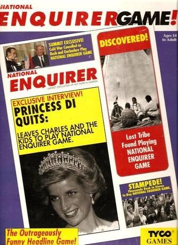 National Enquirer Game!