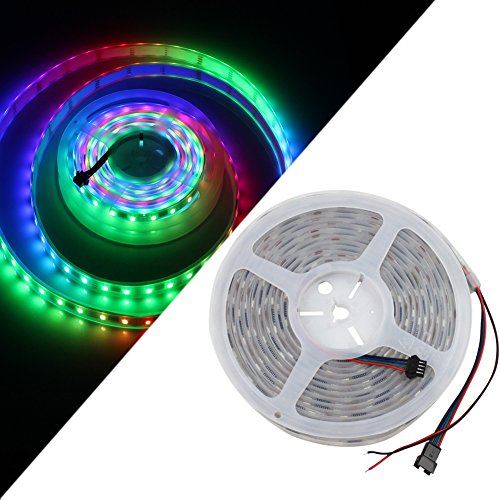 16.4ft/5m LED Rgb Pixel Lights Lpd8806 24IC/m