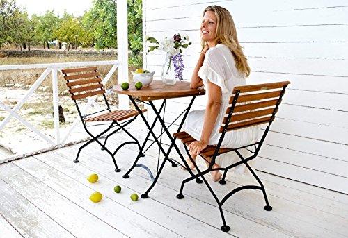baumarkt direkt Balkonset »Schlossgarten« natur online kaufen