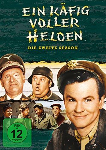 Ein Käfig voller Helden - Die zweite Season [5 DVDs]