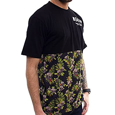 Grimey T-Shirt Ronin GRMY Tee Black