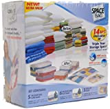 Space Bag 14 Bag Space Saver Set