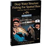 Bennett DVD Deep Water Structure Fishing For Spotted Bass with Dean Sigmon & Mack Farr