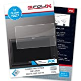 AtFoliX FX-Clear screen-protector for Canon Digital IXUS 240 HS / PowerShot ELPH 320 (3 pack) - Crystal-clear screen protection!