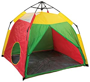Pacific Play Tents One Touch Tent-Primay Colored No.20310 from Pacific Play Tents