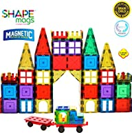 Magnetic Stick N Stack 120-Piece Clas…
