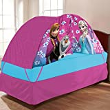 Disney Frozen Anna, Olaf & Elsa Bed Tent with Pushlight