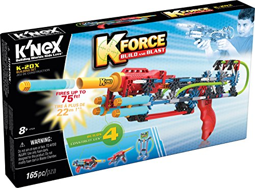 K'NEX K-Force K-20X Building Set JungleDealsBlog.com