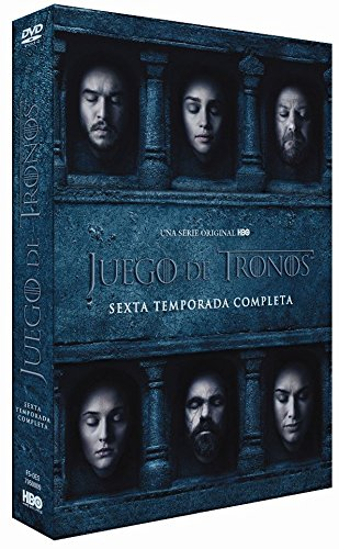 Juego De Tronos - Temporada 6 [DVD]