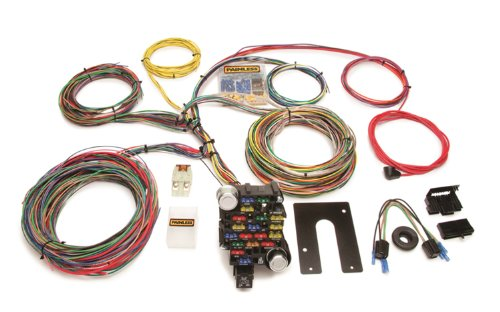 Painless 10202 Universal 18 Circuit Chassis Wiring Harness