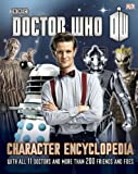 img - for Doctor Who: Character Encyclopedia book / textbook / text book