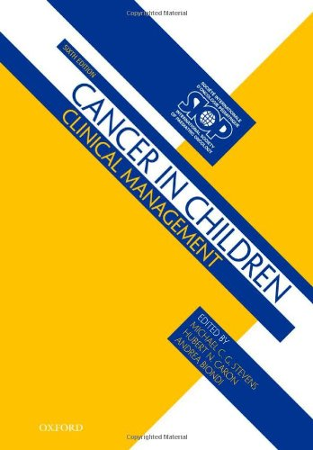 Cancer In Children: Clinical Management