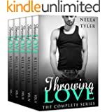Throwing Love (The Complete Box Set) (Sports Romance)